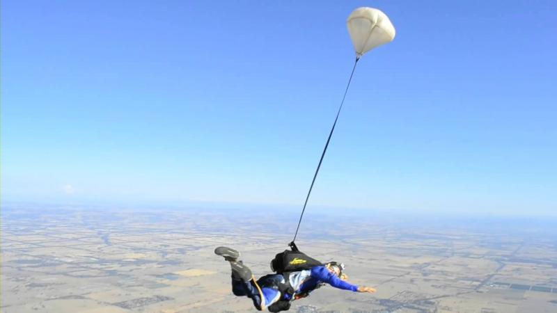 Zakvačen ili omotan padobrančić - Pilot Chute in Tow
